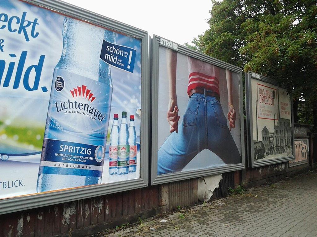 Anzeigefehler - Display 1 Dresden