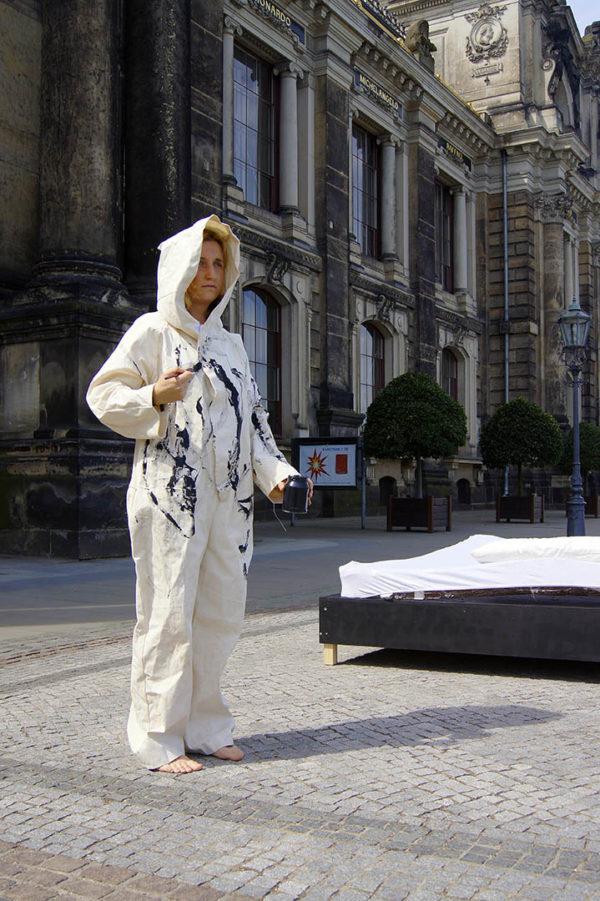 Anzeigefehler - Schlafperformance Öffentlicher Raum